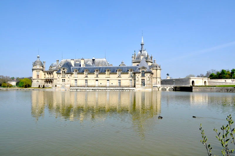 Chantilly France  city images : Chateau de Chantilly, France