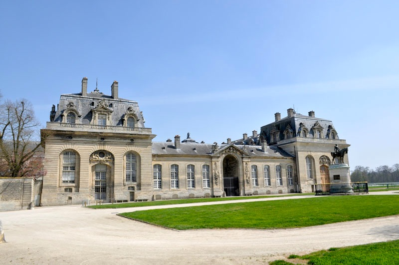 chateau de chantilly france wishurhere. Black Bedroom Furniture Sets. Home Design Ideas