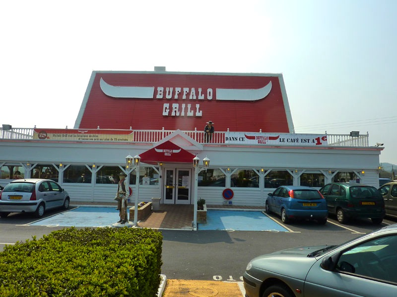 Buffalo grill soissons france wishurhere - Buffalo grill louveciennes ...