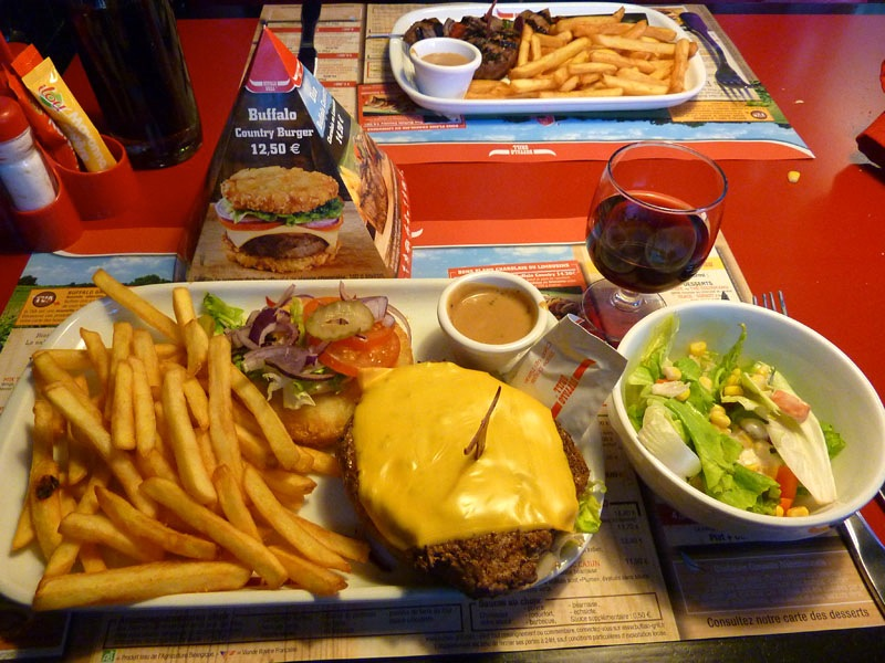 Buffalo grill soissons france wishurhere - Menu buffalo grill tarif ...