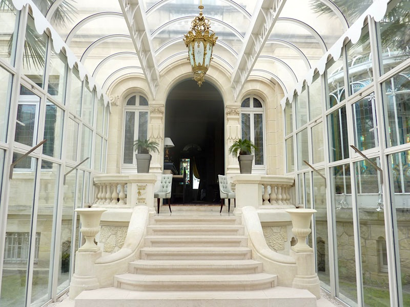 chateau grand barrail saint emilion france wishurhere. Black Bedroom Furniture Sets. Home Design Ideas