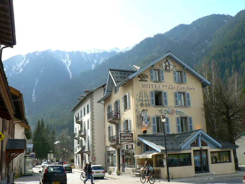 Hotel les lanchers les praz chamonix france wishurhere for Hotels chamonix