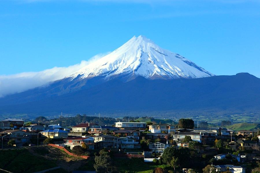 Mount Taranaki New Zealand  city photos gallery : Mount Taranaki, New Zealand | wishURhere