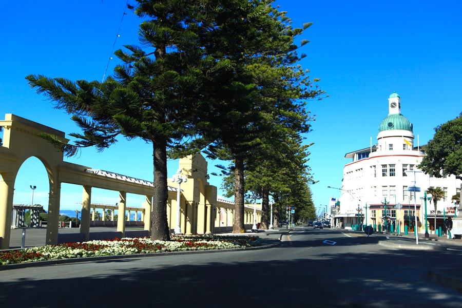 Napier New Zealand  city pictures gallery : Napier, New Zealand | wishURhere