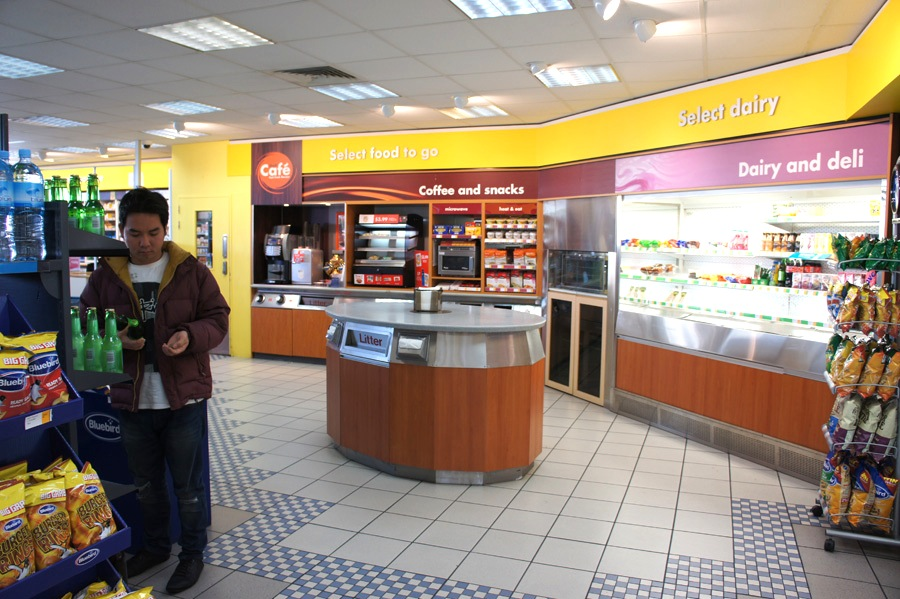 select a convenience store explain the Mercer capital's value focus: convenience stores fourth quarter 2015 segment focus according to the national restaurant association, the foodservice industry is expected to reach a record high of $709 billion in revenue.