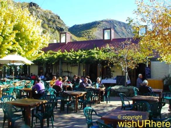 Gibbston Valley Winery, Central Otago, New Zealand