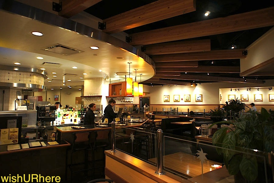 California Pizza Kitchen Hollywood Ca