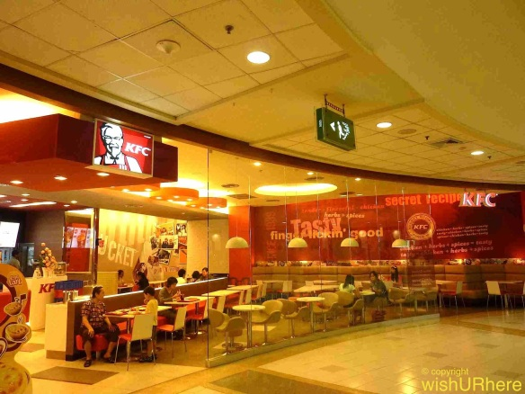 KFC Central Rama 3, Bangkok, Thailand