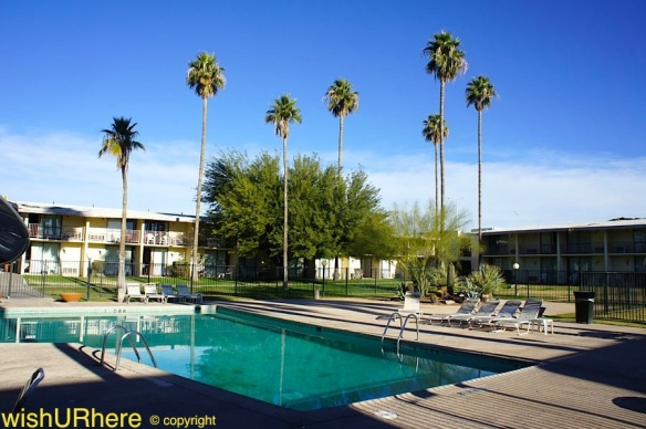 Quality Inn, Tucson, Arizona USA