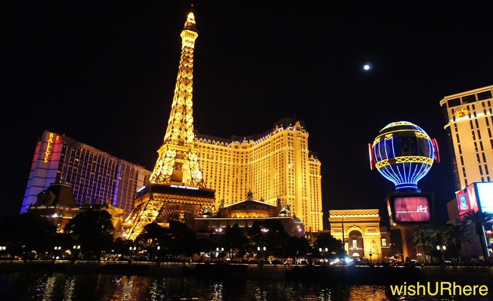 Paris Las Vegas Usa Wishurhere