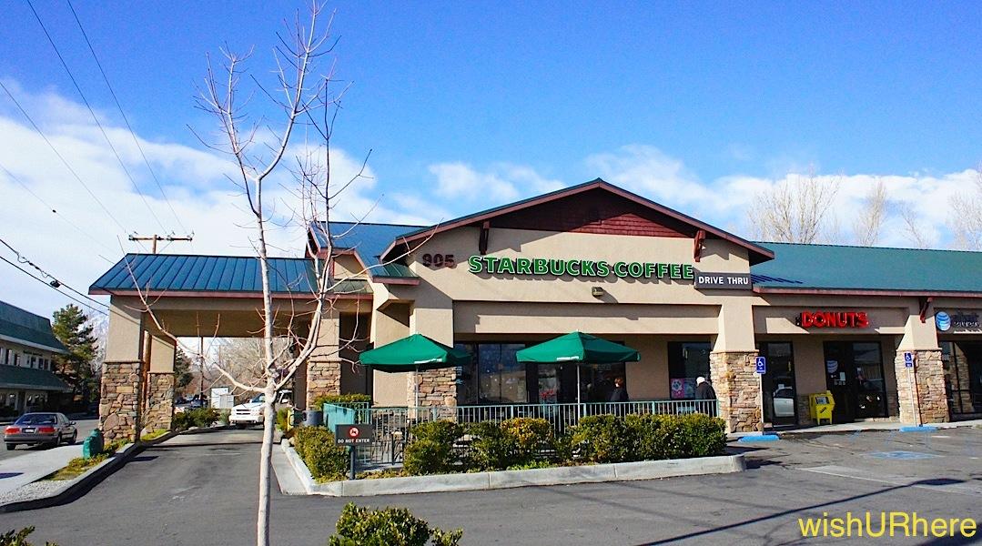 Starbucks coffee one fullerton singapore - Starbucks Wishurhere