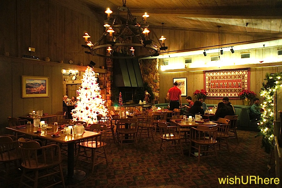 Stovepipe Wells Restaurant Menu