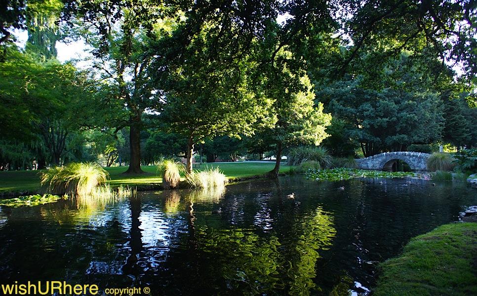 Queenstown activities 12 the queenstown gardens for Garden design queenstown