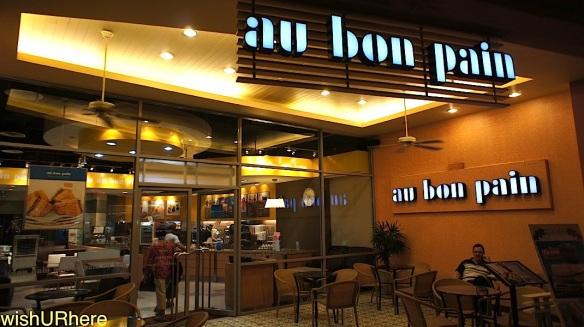 Au Bon Pain Patong Phuket