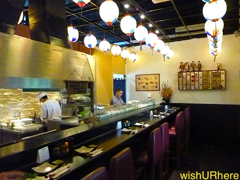 Honjin Japanese Restaurant Singapore (Closed) « wishURhere