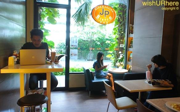 JP Bistro Free WiFi