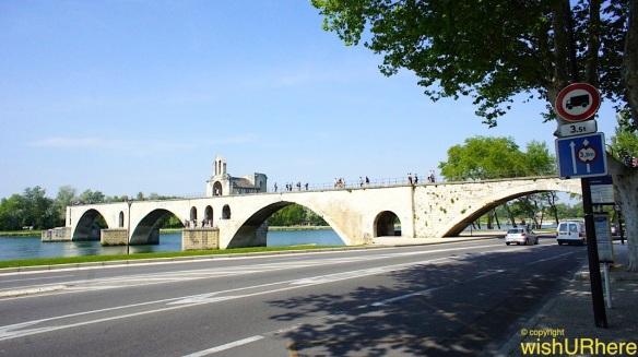 Pont d'avignon France