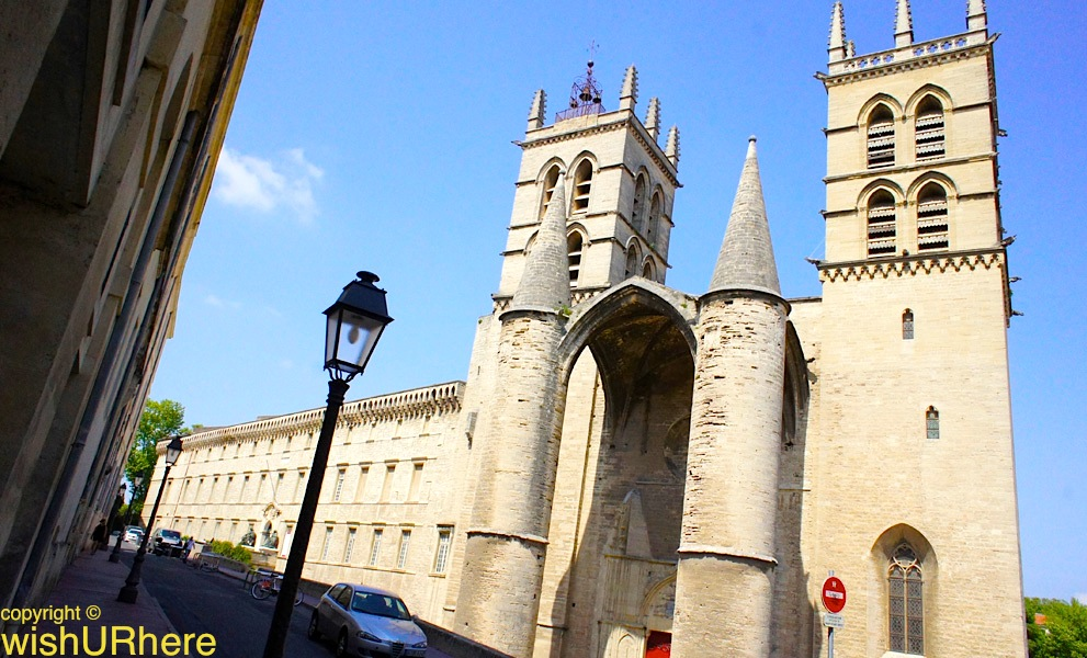 Cathedral saint pierre montpellier france wishurhere - Cathedrale saint pierre de montpellier ...