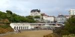 Esplanade du Port Vieux Biarritz France