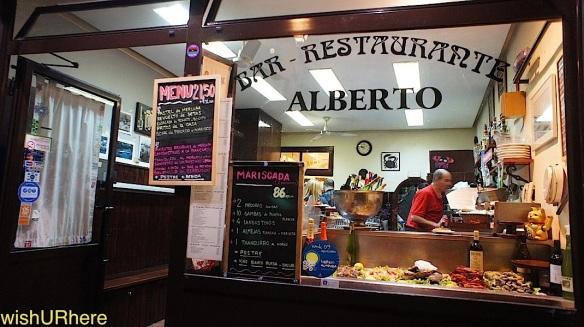 Alberto Bar Restaurante Parte Vieja
