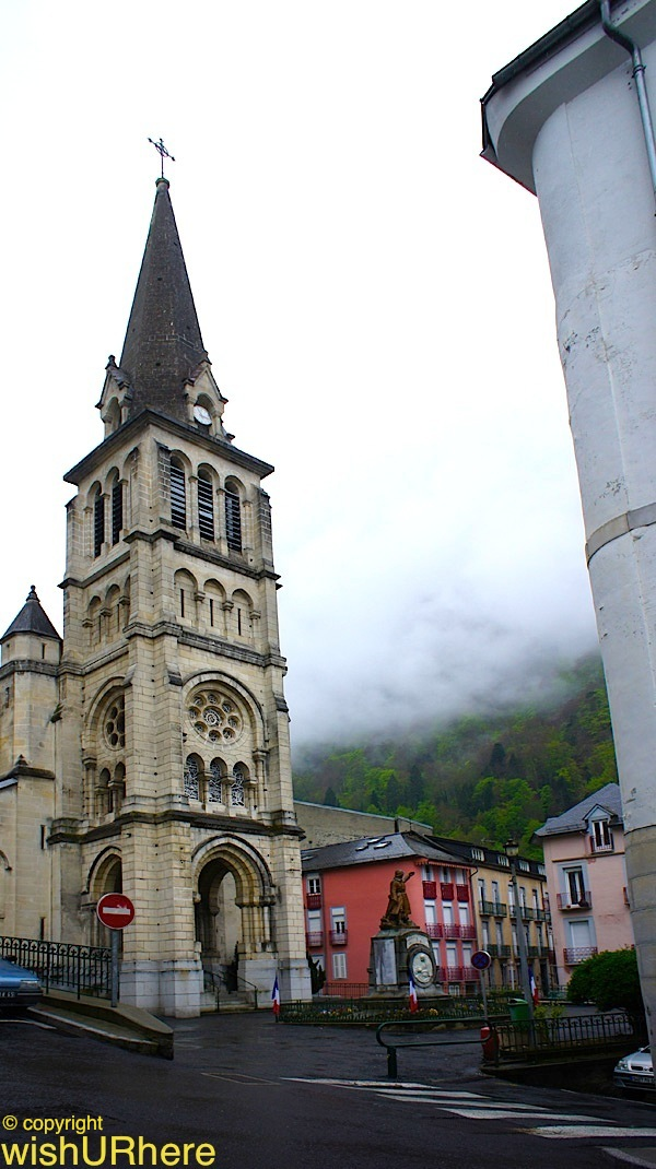 Cauterets France  city photo : Cauterets France 932m . Located 32km 20miles from Lourdes, this ...