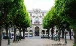 Hotel de Ville Pau France