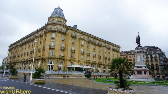 Hotel Maria Cristina San Sebastian Spain