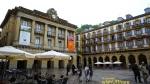 Place de la Constitucion Square Parte Vieja San Sebastian