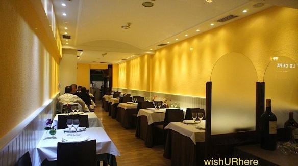 Restaurant in Parte Vieja