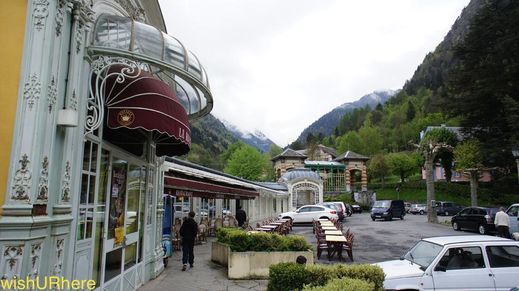 Cauterets France  city pictures gallery : ... Esplanade des Oeufs 65110 Cauterets France Tél : 05 62 92 52 24