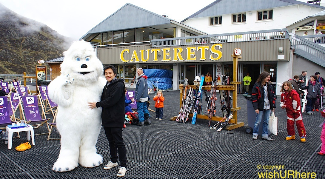 Cauterets France  city photos : Yeti Cauterets, France | wishURhere