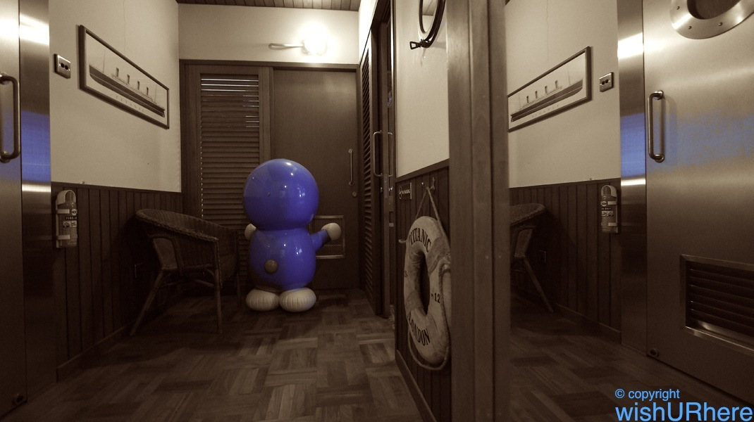 Time Travel: Doraemon visits the Titanic (Breaking News) « wishURhere