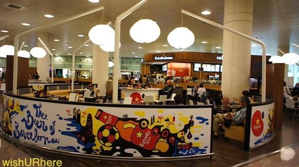Caffe di Fiore Barcelona Airport (BCN) Spain