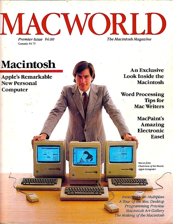 MacWorld Premier issue