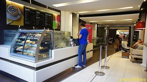 McCafe/ (McDonald's) Barcelona