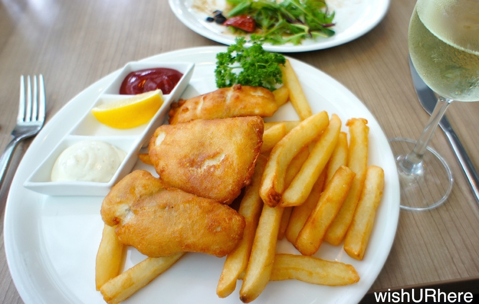 Double bay australian restaurant singapore wishurhere for Australian cuisine singapore
