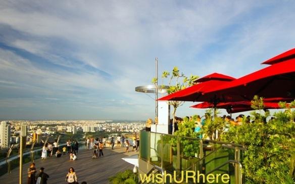 Ku De Ta Marina Bay Sands Singapore
