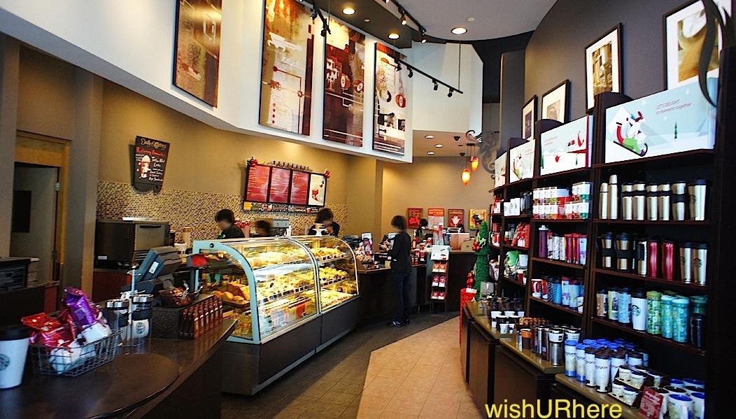 Starbucks Capital Towers Singapore Wishurhere