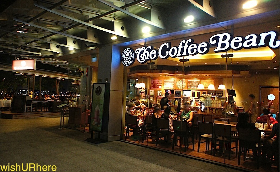 Coffee Bean And Tea Leaf Franchise The Coffee Bean Tea