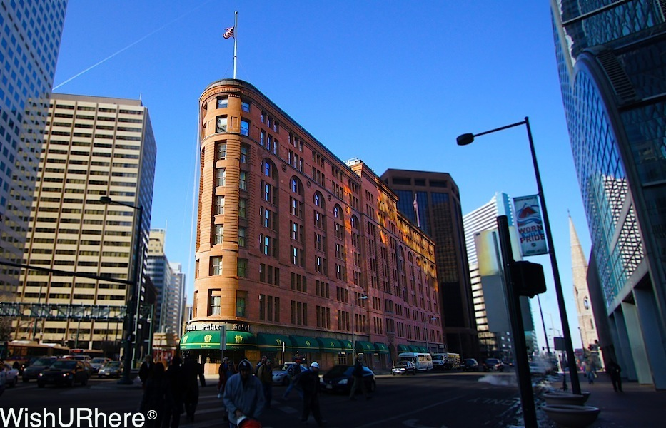 hotels review brown palace hotel denver colorado