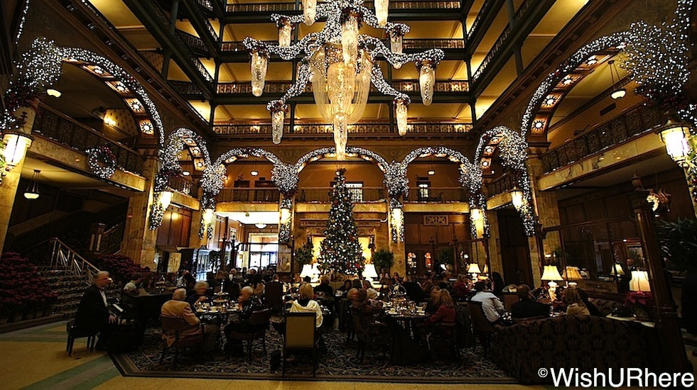 Brown Palace Hotel Denver Restaurants