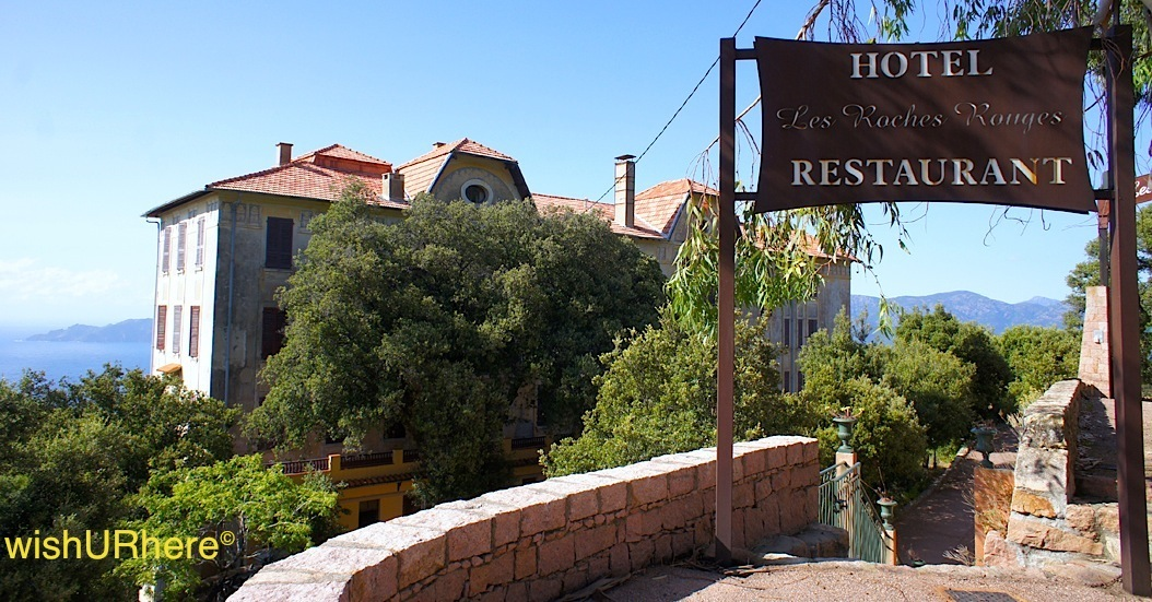 Piana France  city pictures gallery : Hotel Les Roches Rouges, Piana Corsica France | wishURhere