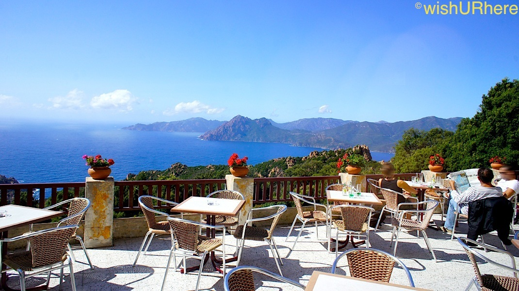 Hotel les roches rouges piana corsica france wishurhere - Hotel les roches rouges ...