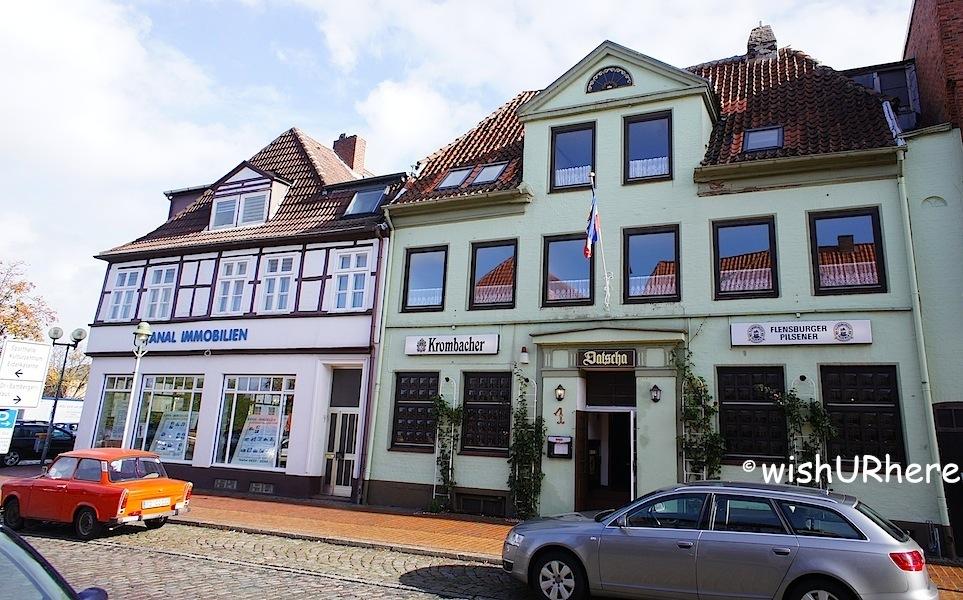 Rendsburg germany wishurhere for Design hotel 1690 rendsburg