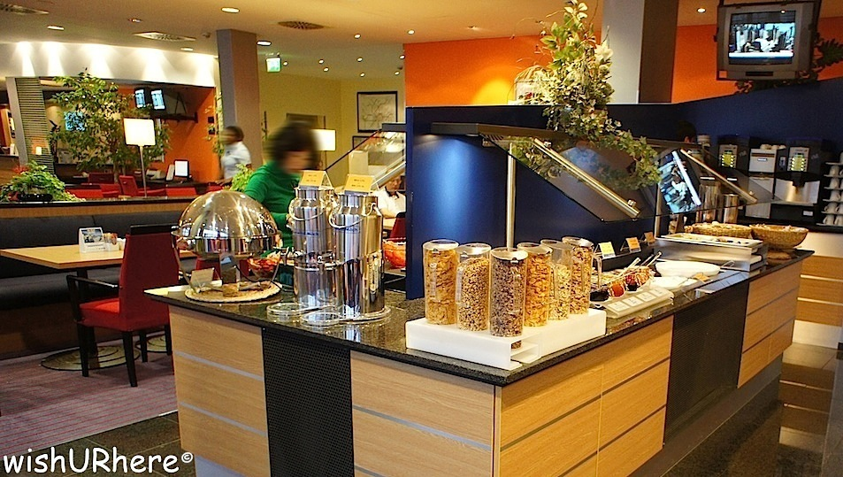 Holiday Inn Frankfurt Airport Hotel by IHG