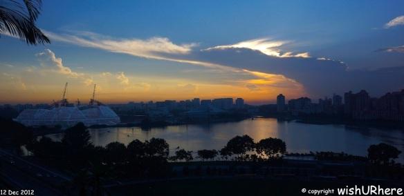 New Singapore Sports Hub