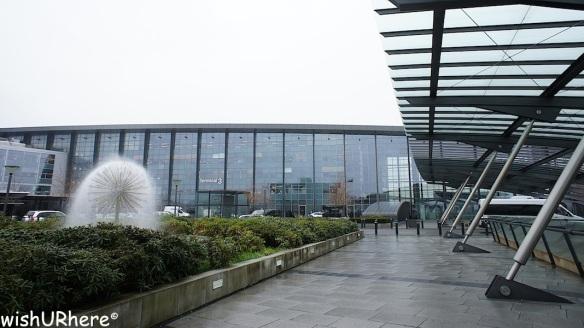 Copenhagen Airport, Kastrup
