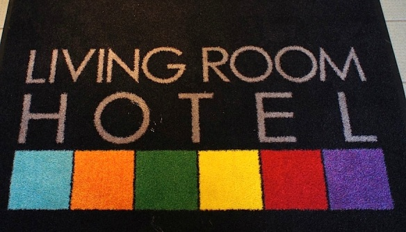 Living Room Hotel Malmo