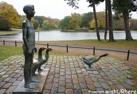 Art Sculpture Malmo Sweden