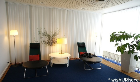 SAS (Star Alliance) Lounge, Copenhagen Airport